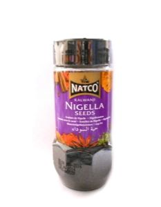 Natco Kalwangi Nigella Seeds [Kalonji] [Jar] | Buy Online at the Asian Cookshop